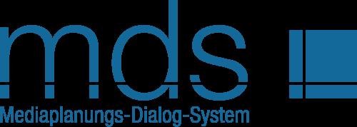 MDS Mediaplanungs-Dialog-System Logo